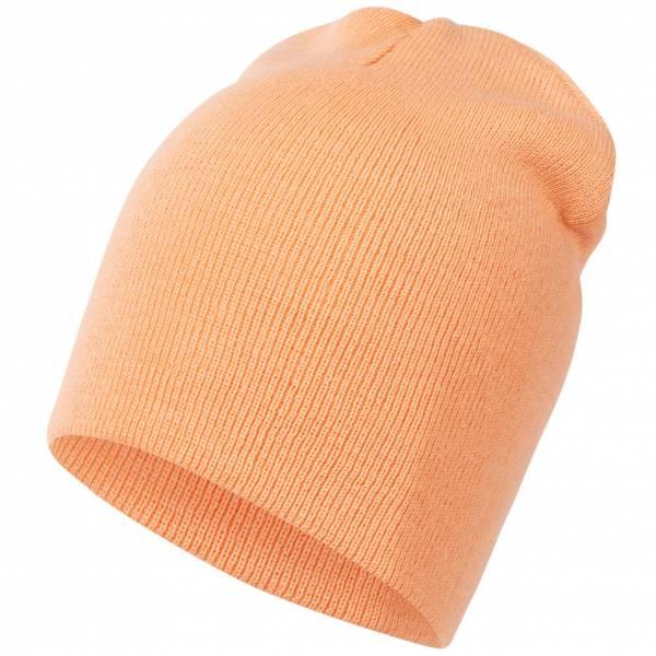 MSTRDS Pastel Basic Flap Beanie 10262 Peach