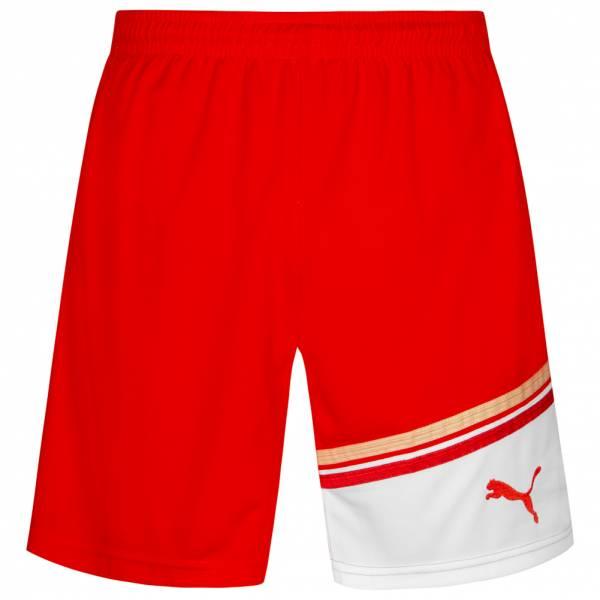 PUMA King Herren Fußball Shorts mit Innenhose 700999-01