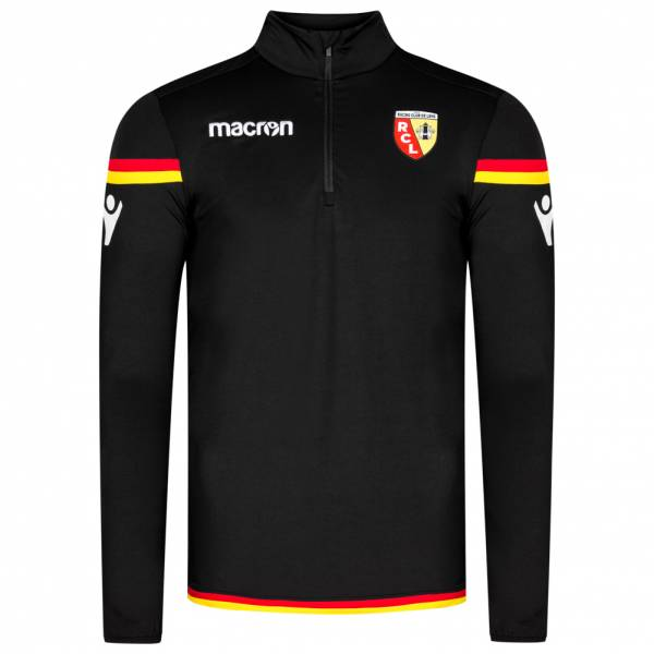 RC Lens macron Herren 1/4-Zip Trainings Sweatshirt 58010255