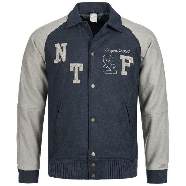 Nike Herren Varsity Jacke Oregon 322955-405