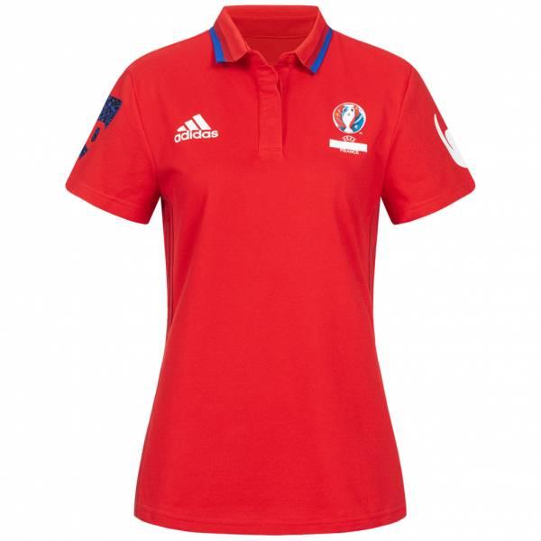adidas EM Damen Fan Polo-Shirt AI3142