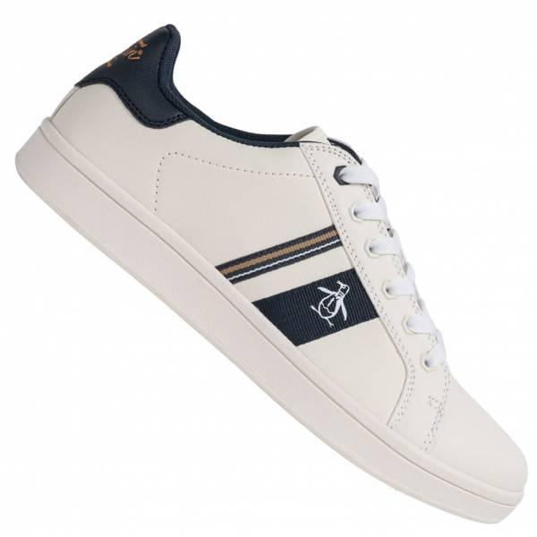 ORIGINAL PENGUIN Steadman Retro Herren Sneaker PEN0396-OFFWHITE STRIPE