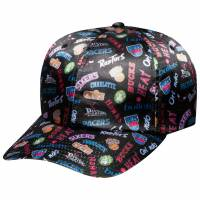 Mitchell & Ness All-Over Dad Eastern Conference Teams Cap 6LULNG18362-NBABLCK