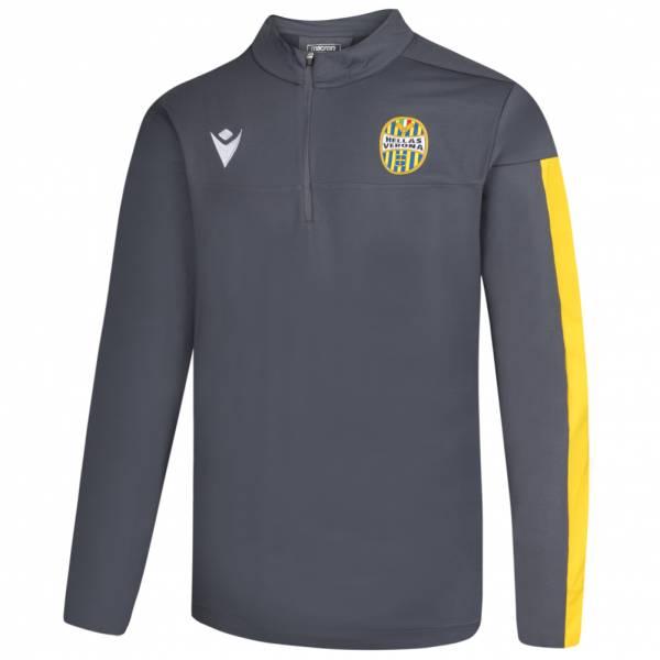 Hellas Verona macron Herren 1/4-Zip Trainings Top 58017448