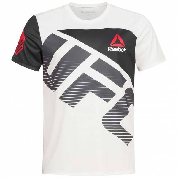 Reebok Ronda Rousey UFC Fight Shirt Herren Walkout Jersey AZ9008