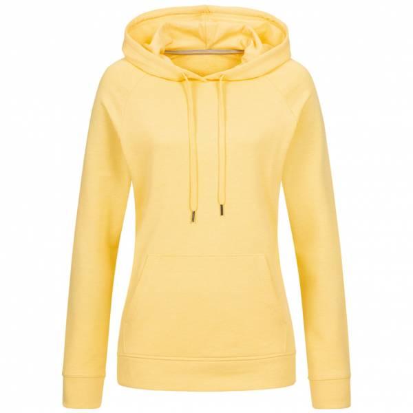 RUSSELL Damen Kapuzen Sweatshirt 0R281F0-Yellow-Marl