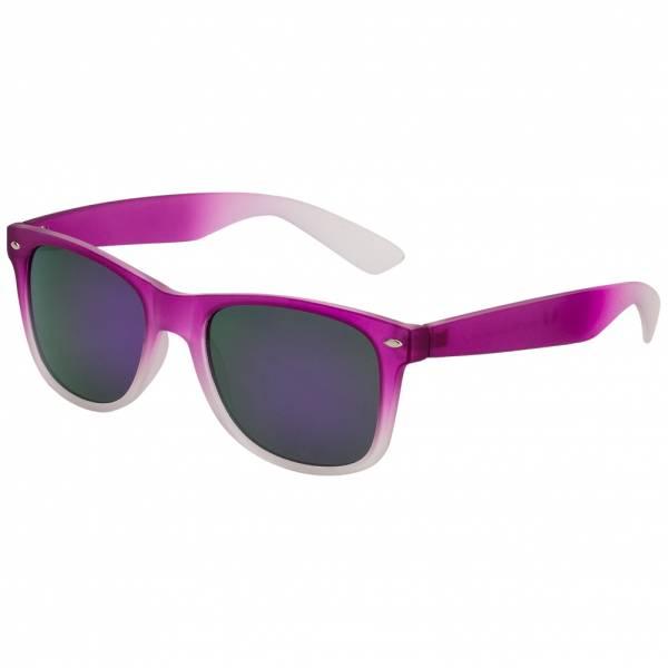 MSTRDS UV400 Okulary przeciwsłoneczne 10503 Fioletowy Fioletowy