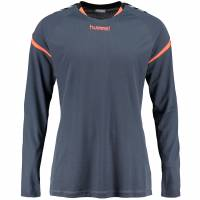 hummel Authentic Charge Herren Langarm Trikot 04616-8730