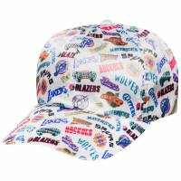 Mitchell & Ness All-Over Dad Western Conference Teams Cap 6LULNG18362-NBAWHIT