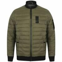 DNM Dissident Joliffe Quilted Jacket Herren Bomberjacke 1J9694 Amazon Khaki
