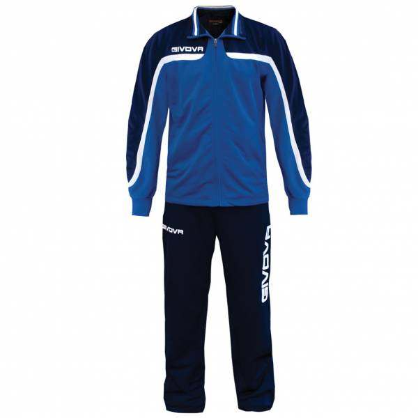 Givova Tuta Europa Full Zip Trainingsanzug TR021-0204
