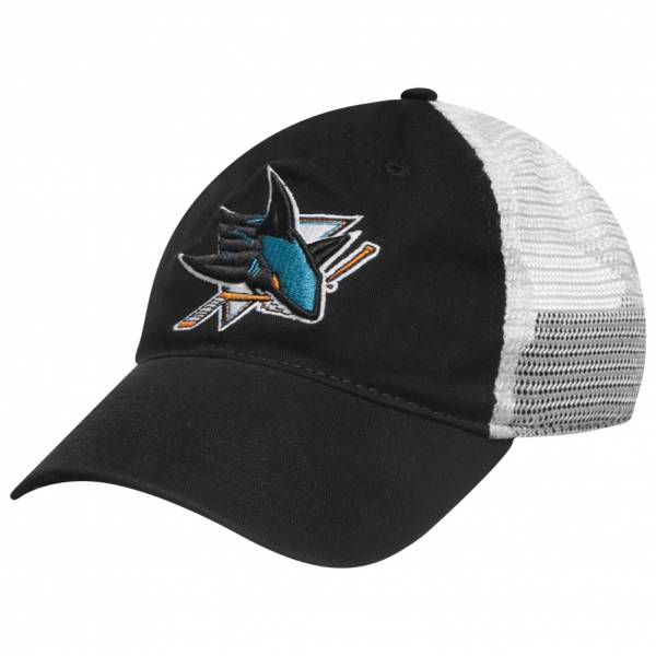 San Jose Sharks Fanatics NHL Trucker Cap 1491BWH2GE6C4