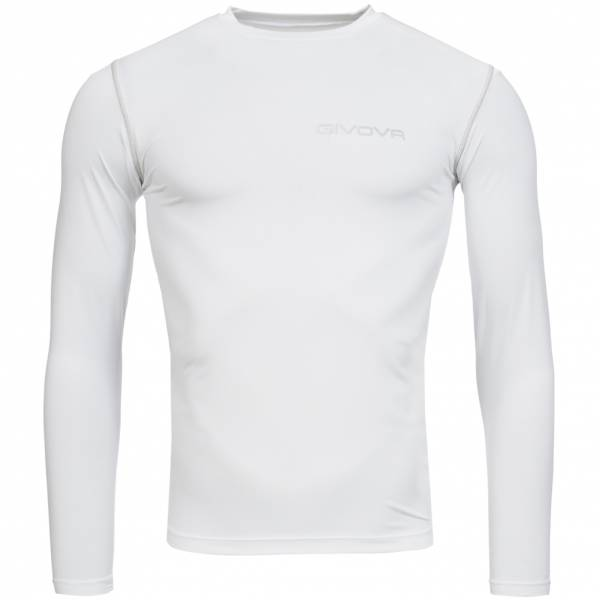 "Givova Baselayer Top Sports Top ""Corpus 3"" white"