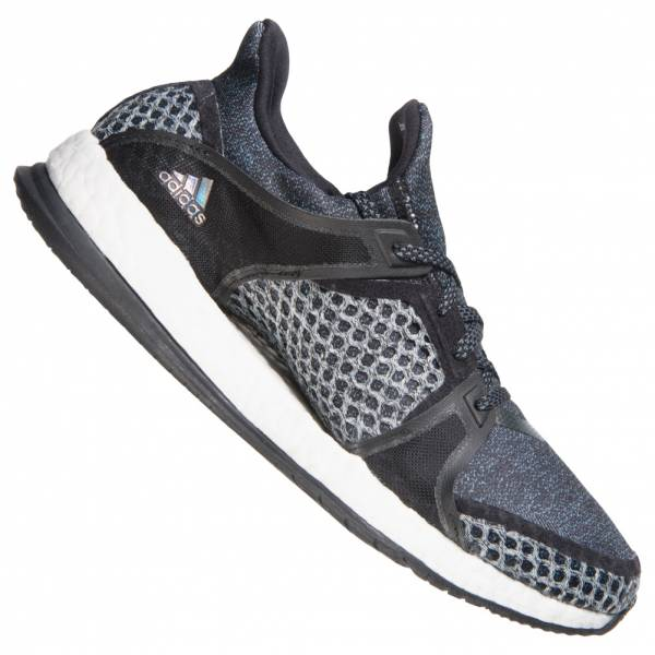 new product 3bce0 5b1c6 adidas Pure Boost X Trainer Womens Fitness Shoes AQ4596 ...