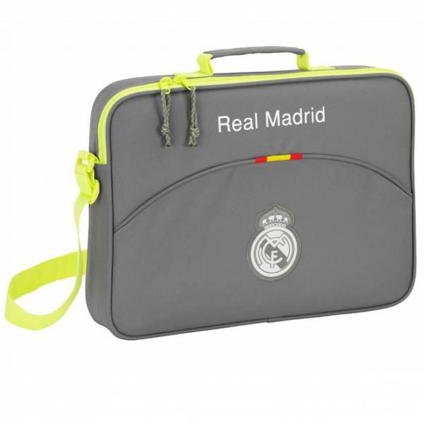 Real Madrid Laptop Messenger Bag Schultertasche 611554385