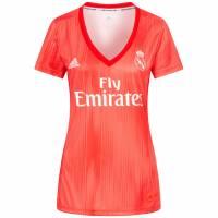 Real Madrid CF adidas Mujer Camiseta de tercera equipación DP5448