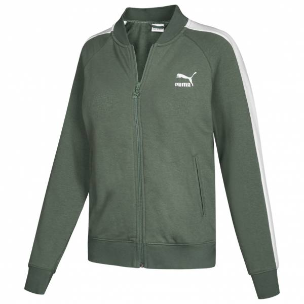 PUMA Classics T7 Track Jacket Damen Trainingsjacke 576661-23