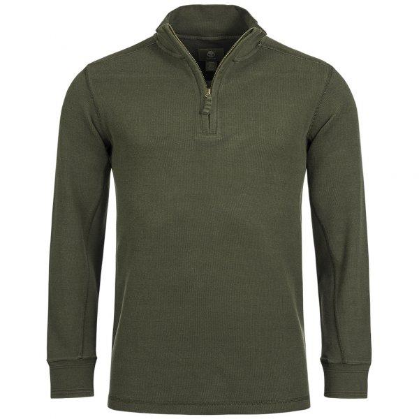 Timberland Herren Langarm Shirt 1/2 Zip 5557J-768