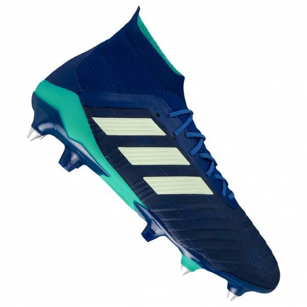 adidas Predator 18.1 SG Mens Cleats Soccer Shoes CP9262 ... 158736468