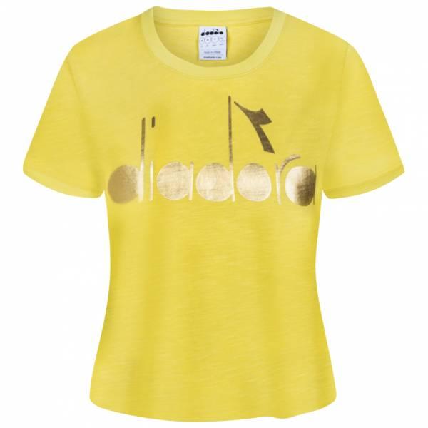 Diadora Logo Damen T-Shirt 502.173298-70024