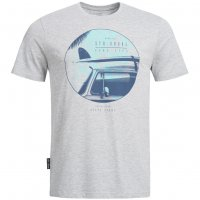 Sth. Shore Surf Car Herren T-Shirt 1C9944 Light Grey Marl