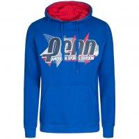 PENN American Sports Division Herren Hoodie PEN0502-BLU