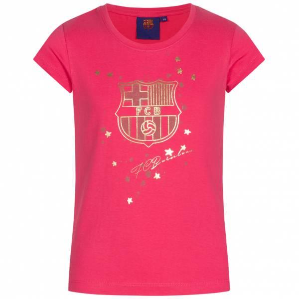 FC Barcelona Mädchen T-Shirt Rosa FCB1CWE1P