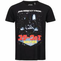 GOZOO x Star Wars Darth Vader 40 Jahre Herren T-Shirt GZ-9-STA-513-M-B-1