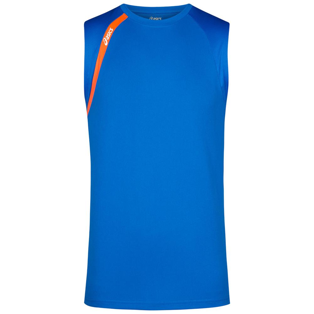 7a1bef56ba9afe Preview  ASICS Performance Sleeveless Shirt Men s Fitness Tank Top ...