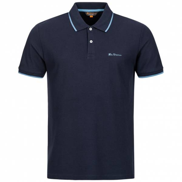 BEN SHERMAN Herren Polo-Shirt 0059992-170 Navy