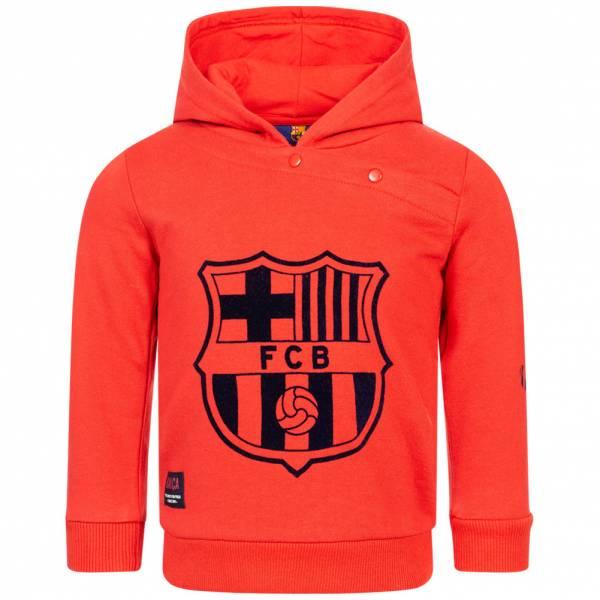FC Barcelona Hoodie Baby Kapuzen Sweatshirt FCB-3-348