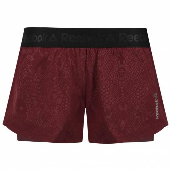 Reebok Cardio Damen Fitness Shorts AY0875