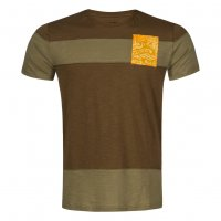ASICS Herren Fashion Blocked T-Shirt 122740-5003