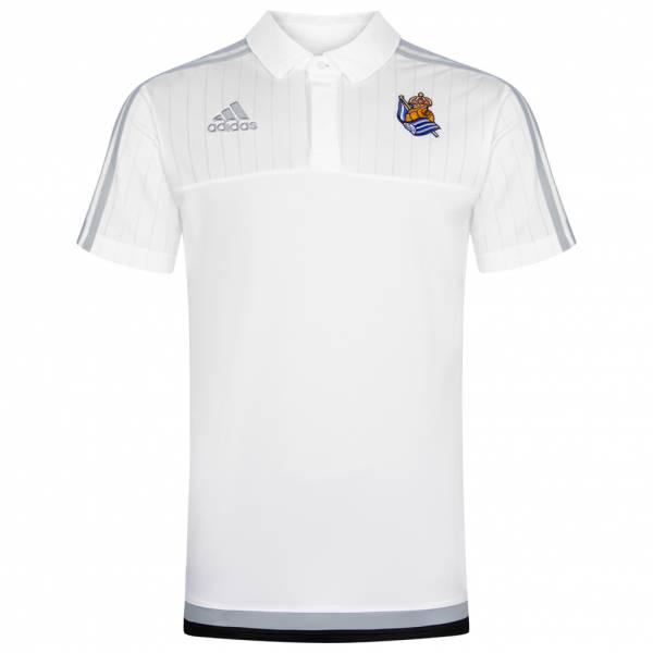 Real Sociedad adidas Herren Polo-Shirt S47517