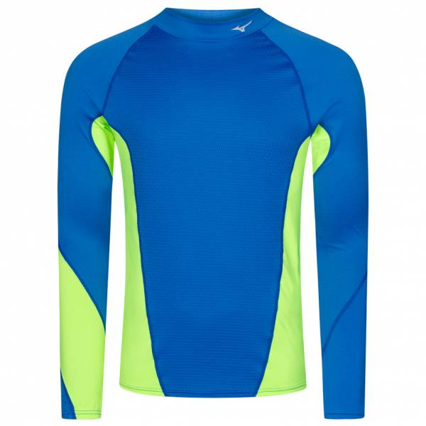 Mizuno Virtual Thermo Breath Body G1 Langarm Kompressionsshirt 73CF342-25