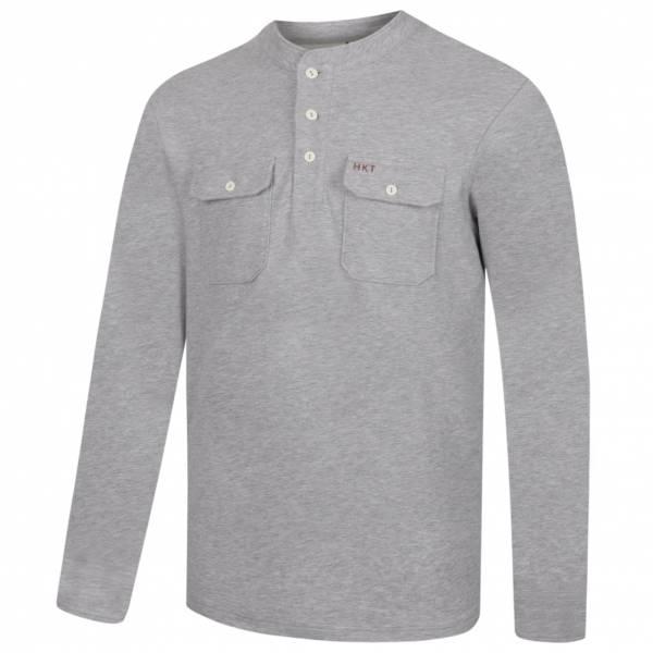 Hackett London HKT Henley Herren Langarm Shirt HM500319-933