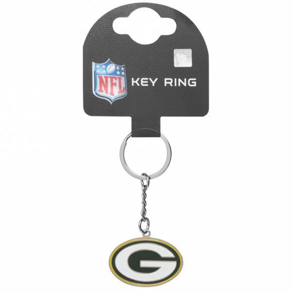 Green Bay Packers NFL Wappen Schlüsselanhänger KYRNFCRSGPKB
