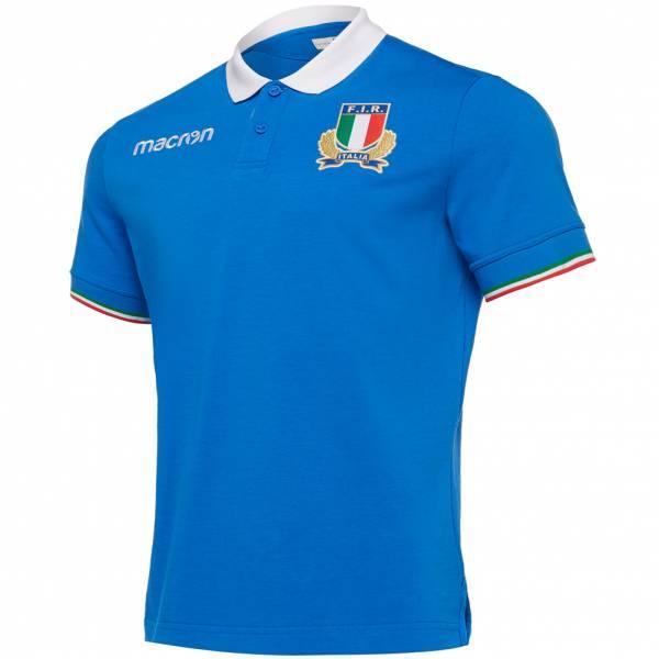 Italien FIR macron Rugby Herren Heim Trikot 58097805