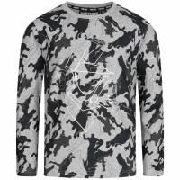 FORTNITE Camouflage DJ Yonder Kinder Langarmshirt 6-034/2885