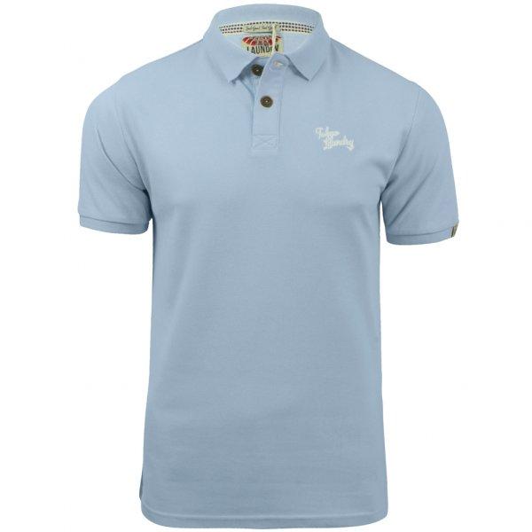 Tokyo Laundry Florenzi Herren Polo-Shirt 1X8910R