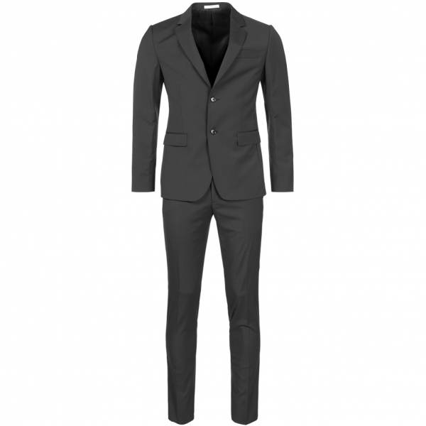 MOSCHINO Men's Luxury Designer Suit 699083-1 black