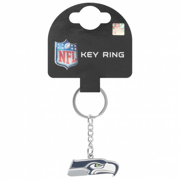 Seattle Seahawks NFL Wappen Schlüsselanhänger KYRNFCRSSS