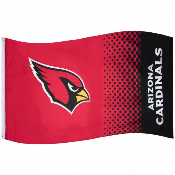 Arizona Cardinals NFL Fahne Fade Flag FLG53NFLFADEAC