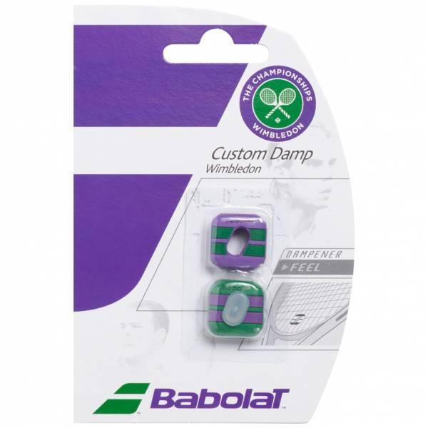 Babolat Custom Damp X2 Wimbledon Tennis Antivibratoren 700031194