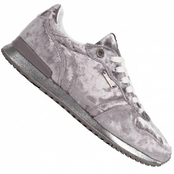 Pepe Jeans Gable Velvet Low Haut Femmes Sneakers PLS30726-933