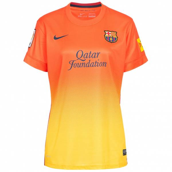 Maillot Away FC Barcelone pour Femme 478332-815