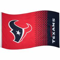 Texans de Houston NFL Drapeau Fade Flag FLG53NFLFADEHT