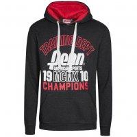 PENN Training Dept. Champions Herren Heeded Sweatshirt PEN0499-BLK