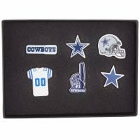 Dallas Cowboys NFL Metall Pin Anstecker 6er-Set BDNFL6SETDC