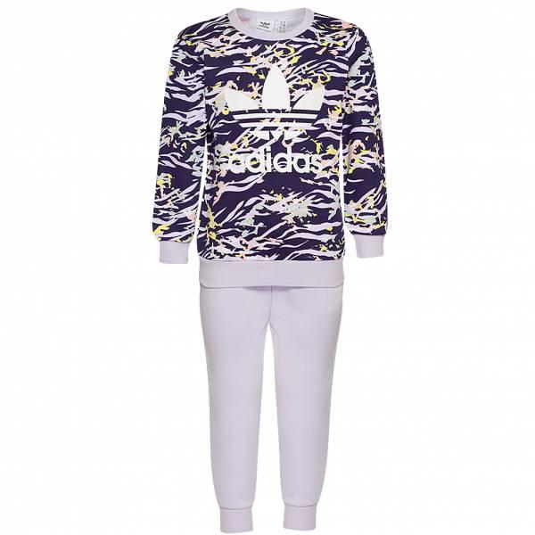 adidas Originals Crew Baby Set Hose und Sweatshirt GD2860